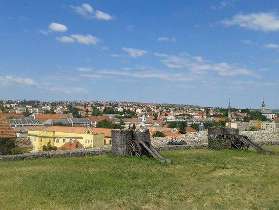 Eger Castle (Egri Var) : Panorama