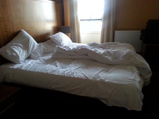The Ballantrae Hotel: Ikke redt sengen