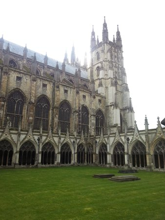 Canterbury Cathedral: Magnificent view