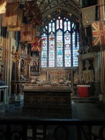 Canterbury Cathedral: in the Cathedral