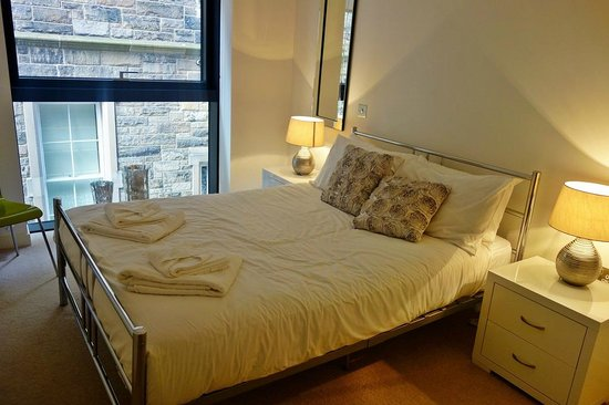 Scotia Grand Residence - Quartermile Apartments: Junior bedroom