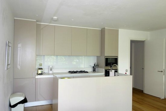 Scotia Grand Residence - Quartermile Apartments: Kitchen area