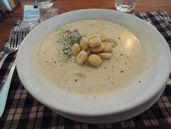 The Anchor: Chowdah!