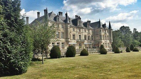 Chateau des Monthairons: Chateau