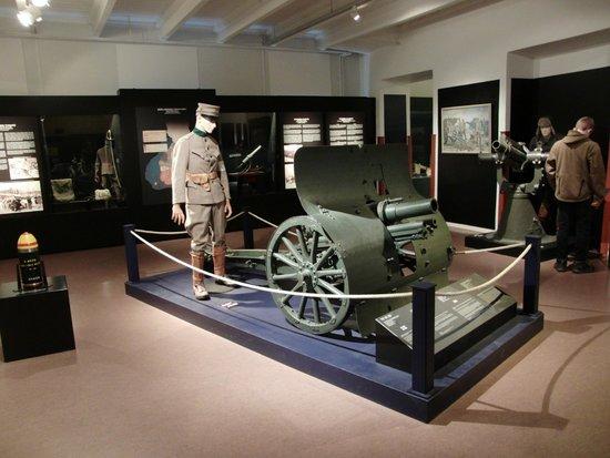 Museo Militaria: экспонат