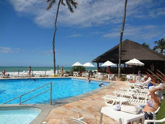 Hotel Armação: piscina