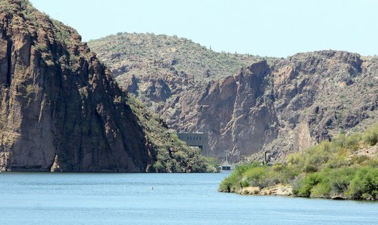 Canyon Lake Hillside