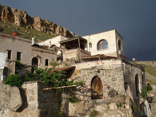 Cappadocia Akkoy Evleri Caves : Hotel