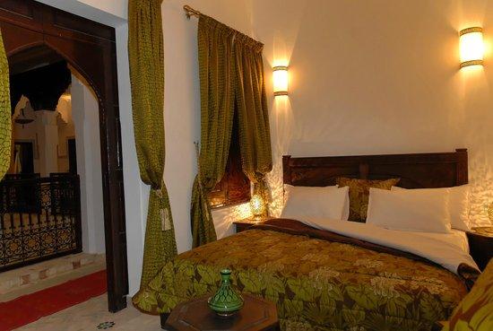Riad Nasreen : Chambre confort