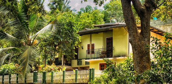 Kandy Guest House: View
