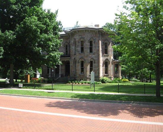 Historic Downtown Main Street: John C Blanchard House