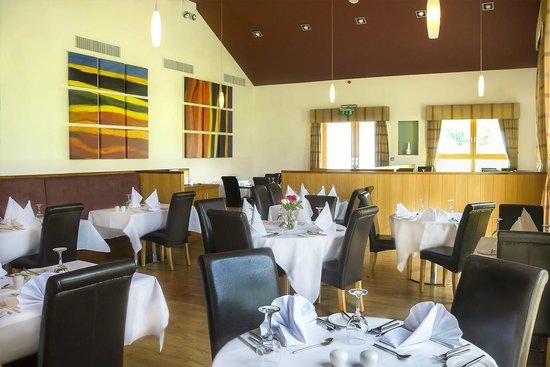 Lough Allen Hotel & Spa : Rushes Restaurant