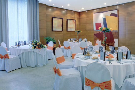 NH Canciller Ayala Vitoria: MEETING ROOM WEDDING