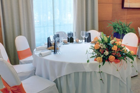 NH Canciller Ayala Vitoria : MEETING ROOM WEDDING