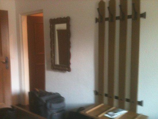 Hotel Pension Herbert: Inside the Room