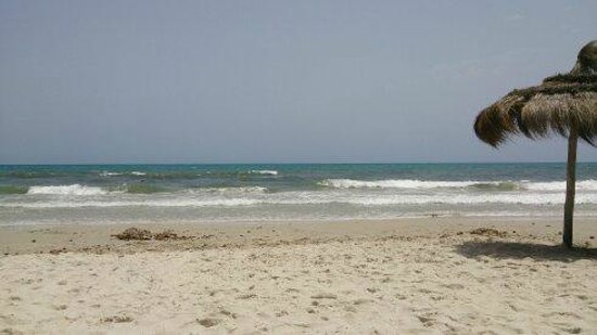 El Mouradi Mahdia: plage