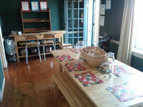 Duo Housing: Dinning Area