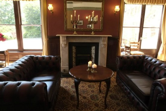 Yeoldon House Hotel: Lounge/bar