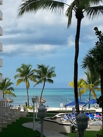 Melia Nassau Beach - All Inclusive: View from Room 262