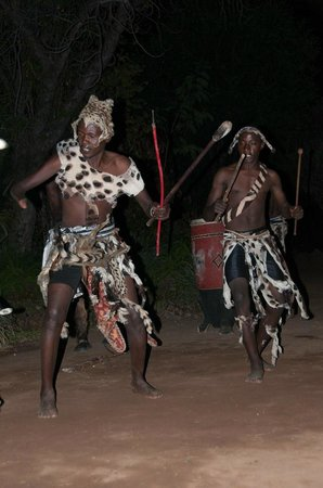 Gorges and Little Gorges Lodge: Traditional Dancers