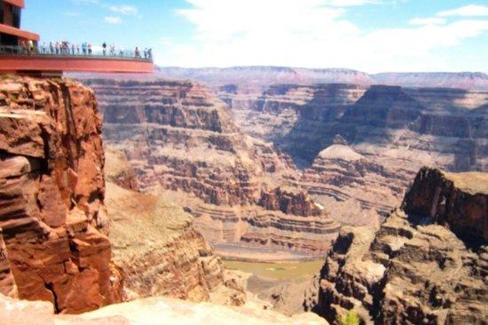 Grand Canyon Skywalk: Grand Canton West - Skywalk