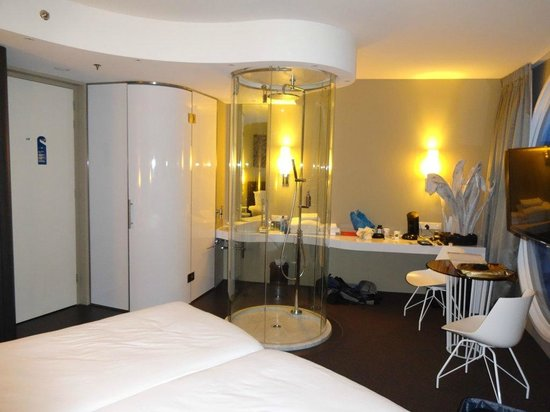 Fletcher Hotel Amsterdam: room