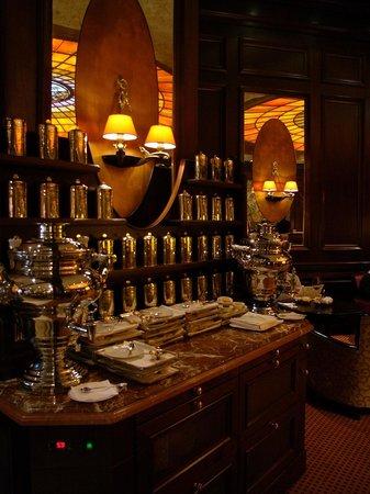 Hotel Vier Jahreszeiten Kempinski Munchen: Tea Bar