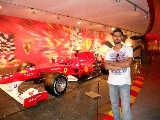 Ferrari World Abu Dhabi: ME