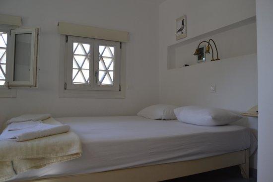 Margado Accommodations : chambre