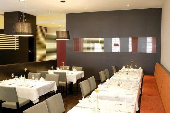 NH Stuttgart Airport: Restaurant