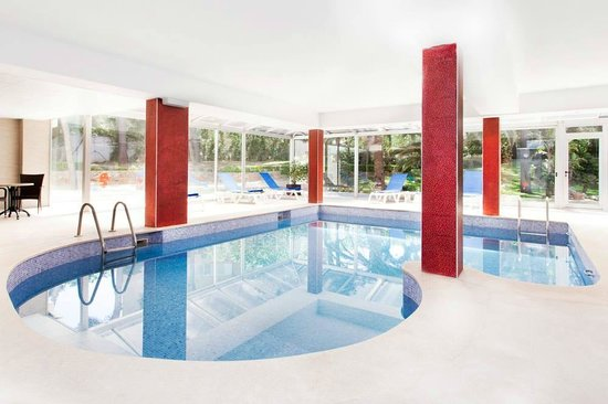 Pabisa Bali : Indoor pool