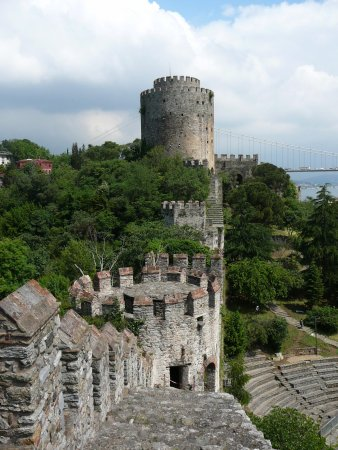 Rumeli Fortress: That's how it all looks