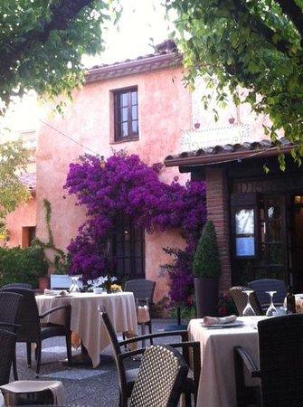 Mas Romeu Restaurante: une idée du cadre ....