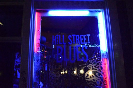 Cafe Hill Street Blues : Hill Street Blues