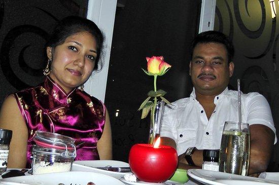 Cafe del Sol Classico : Family Dinner