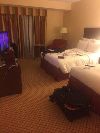 Cheshunt Marriott Hotel: Nice hotel room