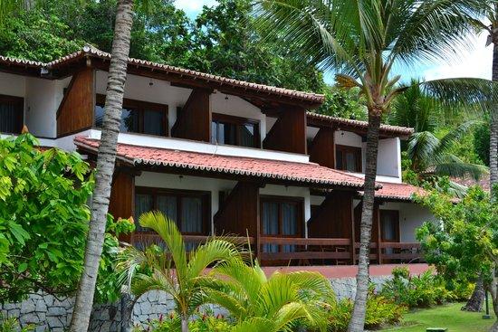 Porto Seguro Praia Resort: Suites - Antes Reforma