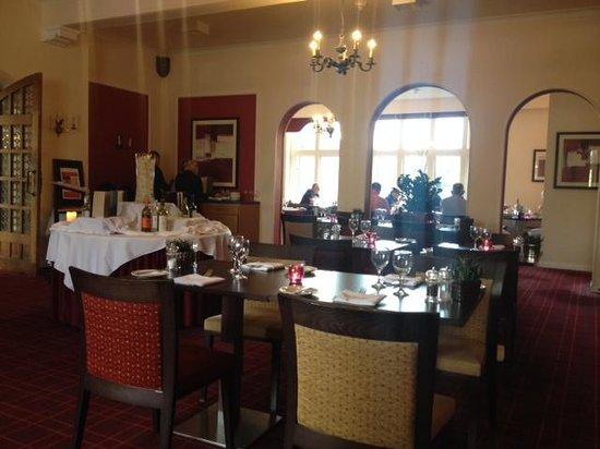 Mercure Leeds Parkway : Restaurante