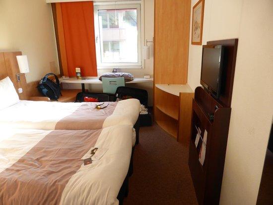 Ibis Praha Mala Strana: Twin Room