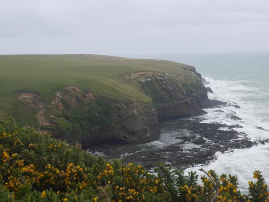 Slope Point from nearby viewpoint