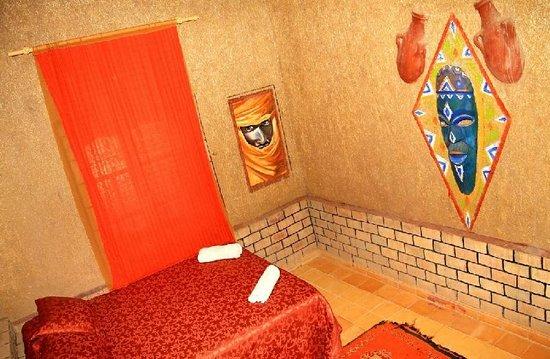La Gazelle Bleue - Orange room