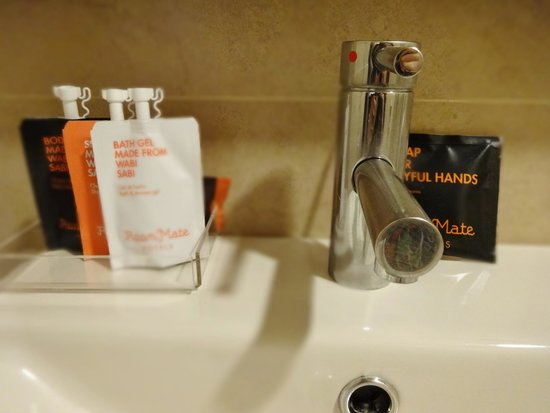 Room Mate Leo: Quirky bath products