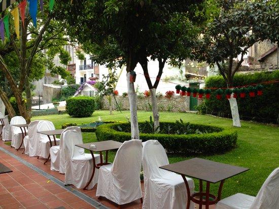 Grande Hotel Do Porto: Terrace
