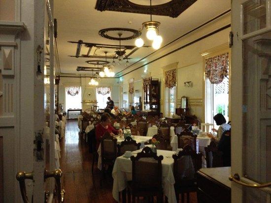 Grande Hotel Do Porto : Breakfast Room