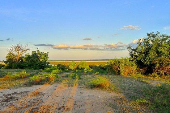 Sand Rivers Selous, Nomad Tanzania: Beatiful terrain