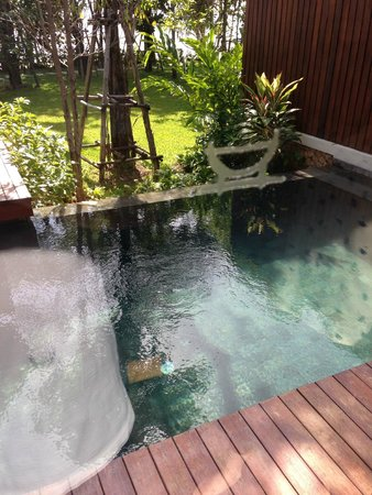 The Tubkaak Krabi Boutique Resort: Pool villa