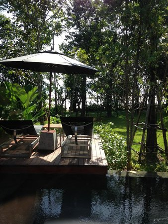 The Tubkaak Krabi Boutique Resort: View from the room