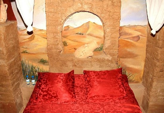 La Gazelle Bleue - room