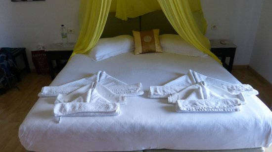 Pagali Hotel: hotelkamer