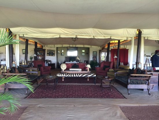 Cottar's 1920's Safari Camp: Cottar's